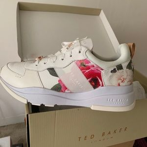 TED BAKER SNEAKERS. SIZE -10